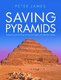 Cover Saving the Pyramids