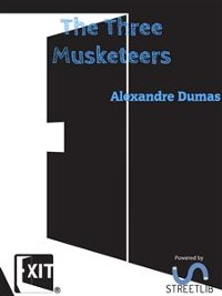 Cover The Three Musketeers -
