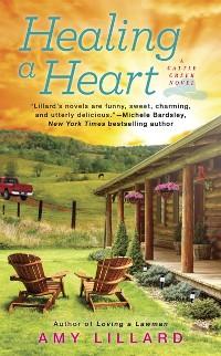 Cover Healing A Heart