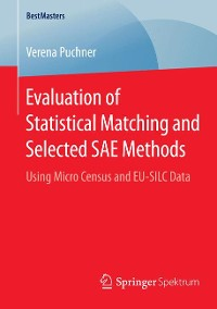 Cover Evaluation of Statistical Matching and Selected SAE Methods