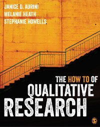 Cover The How To of Qualitative Research
