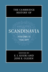 Cover Cambridge History of Scandinavia: Volume 2, 1520-1870