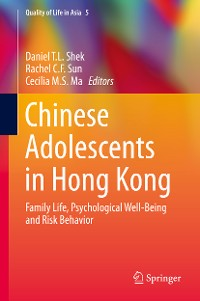 Cover Chinese Adolescents in Hong Kong