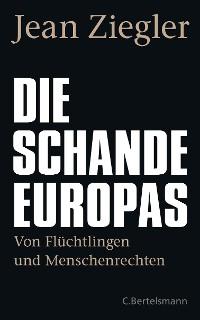 Cover Die Schande Europas