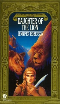 Cover Daughter of the Lion