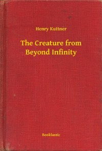 Cover Creature from Beyond Infinity