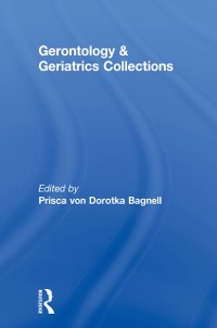 Cover Gerontology and Geriatrics Collections
