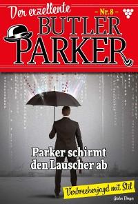Cover Der exzellente Butler Parker 8 – Kriminalroman
