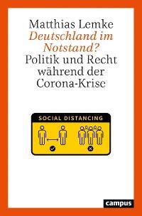 Cover Deutschland im Notstand?