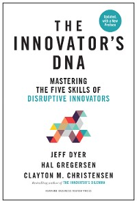 Cover Innovator's DNA, Updated, with a New Preface