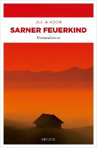Cover Sarner Feuerkind