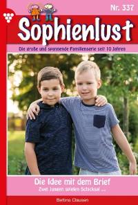 Cover Sophienlust 337 – Familienroman