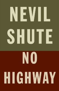 Cover No Highway