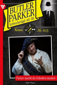 Cover Butler Parker 204 – Kriminalroman