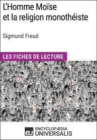 Cover L'Homme Moïse et la religion monothéiste de Sigmund Freud
