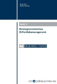 Cover Strategieorientiertes IS-Portfoliomanagement