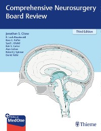Cover Comprehensive Neurosurgery Board Review
