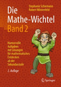 Cover Die Mathe-Wichtel Band 2