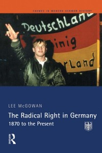Cover Radical Right in Germany