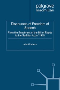 Cover Discourses of Freedom of Speech