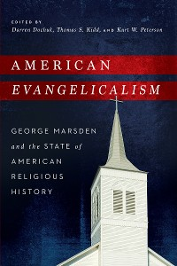 Cover American Evangelicalism