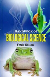 Cover Handbook of Biological Science