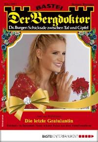 Cover Der Bergdoktor 2001 - Heimatroman