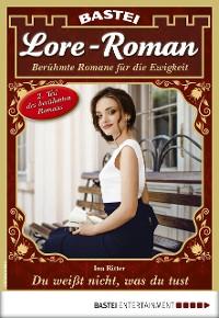 Cover Lore-Roman 61 - Liebesroman