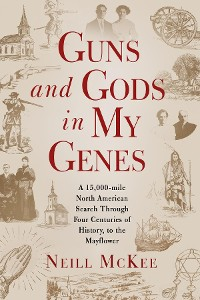 Cover Guns and Gods in My Genes