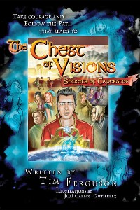Cover The Chest of Visions: Secrets of Caperston