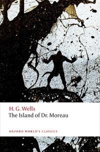 Cover Island of Doctor Moreau