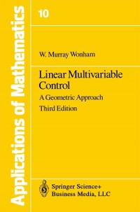 Cover Linear Multivariable Control