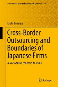 Cover Cross-Border Outsourcing and Boundaries of Japanese Firms
