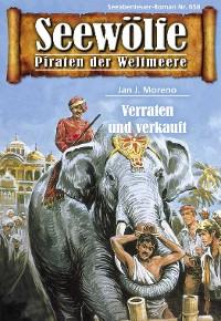 Cover Seewölfe - Piraten der Weltmeere 658