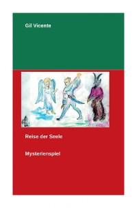 Cover Reise der Seele