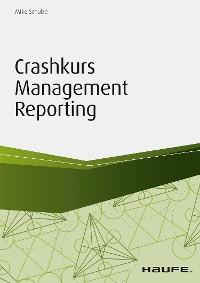 Cover Crashkurs Management Reporting