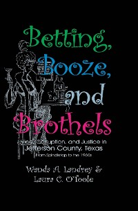 Cover Betting Booze and Brothels