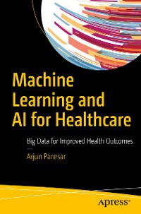 Cover Machine Learning and AI for Healthcare