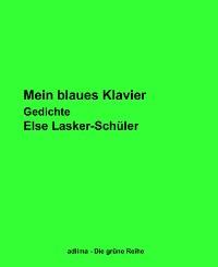 Cover Mein blaues Klavier