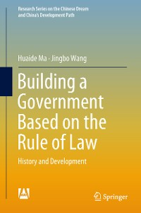 Cover Building a Government Based on the Rule of Law