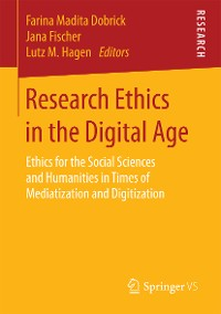 Cover Research Ethics in the Digital Age