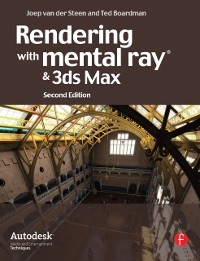 Cover Rendering with mental ray and 3ds Max