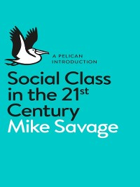 Cover Social Class in the 21st Century