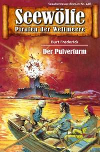 Cover Seewölfe - Piraten der Weltmeere 446