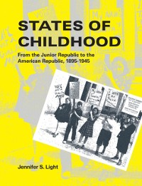 Cover States of Childhood