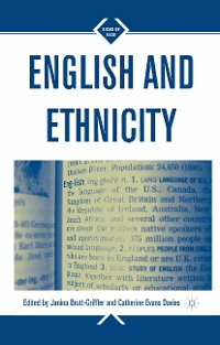 Cover English and Ethnicity