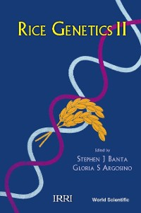 Cover Rice Genetics Ii (In 2 Parts) - Proceedings Of The Second International Rice Genetics Symposium
