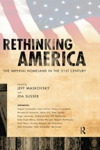 Cover Rethinking America