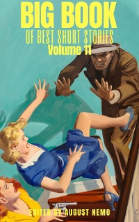 Cover Big Book of Best Short Stories - Volume 11