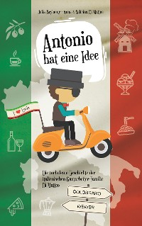 Cover Antonio hat eine Idee